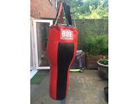 Uppercut boxing bag