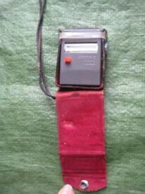 Vintage Sekonic 78 Movie Meter in its Original Case for £7.00