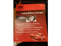 4Amp Battery Charger Autocare Genuine Top Quality New