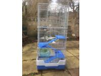 Large pet rodent degu chinchilla rat cage