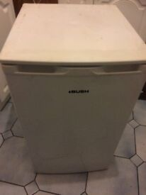 BUSH UNDERCOUNTER FREEZER IN GOODIN GOOD WORKING CONDITION.