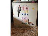 Baby, the stars shine bright - Everything but the girl Vinyl Record LP