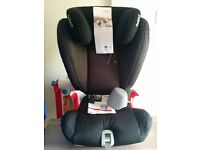 Britax Kidfix SL SICT High-Backed Booster (Group 2/3 4 - 12 Years)