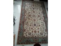 handwoven Persian rug