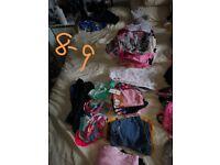 Large Girls clothes bundle 8-9