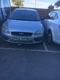 Ford Focus For Sale Spares or Repairs with Alloys