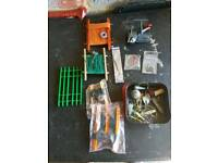 Joblot fishing bits