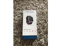 Fitbit Blaze Smart Fitness Watch - Displays calls & texts