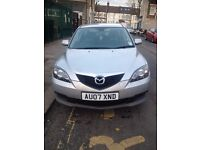 EXCELANT MAZDA 3 1.6 AUTOMATIC FOR SALE .FULL SERVICE HISTROY.1 YEAR MOT.VERY LOW MILEGE