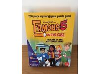 Famous 5 250 piece 'Mysterious Thief' jigsaw