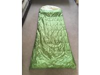 halfords sleeping bag