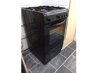 Bush double gas cooker AG56SD