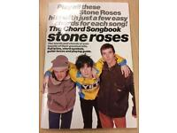 FOR SALE 1998 the chord songbook by the stone roses