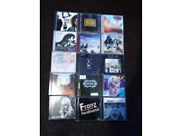 ** 45 MIXED CD's **