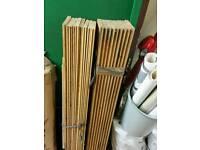 Floor boards TONG & GROOVE 20 pieces