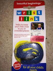 Child's Wrist Lead New