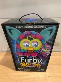 Furby Boom interactive pet in Excellent condition