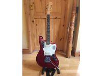 Fender Jaguar Classic Player - Dakota Red