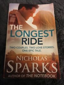 The Longest Ride (A book by Nicholas Sparks)