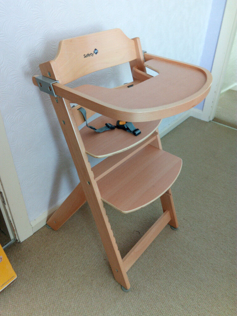 Safety 1st Timba Wooden Highchair | in Highbury Vale ...