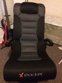 X - ROCKER GAMING CHAIR PS4 XBOX ONE 2.1 AUDIO