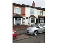3 Bedroom house avaliable now