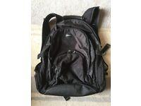 Targus padded laptop rucksack backpack