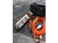 Three Phase Tent Electric Hook up