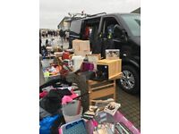 Car Boot Job Lot - Clothes, Books, Car Parts, Household and Electronics