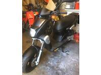 Yamaha ew 50cc slider