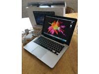 "Apple MacBook Pro Retina 13.3"" i5 2.4Ghz 8GB 251GB SSD Logic Pro X Sibelius Plugin AllianceMelodyne"