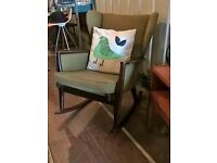 Mid Century Parker Knoll Rocking Chair