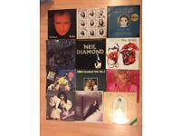 12x Classic Pop LPs *original condition - found in Loft -