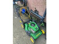 John Deere spares repairs
