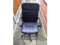 Black Executive Office Chair (Excellent condition)