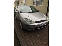 for sale Ford Focus 2004 2 keys full service history