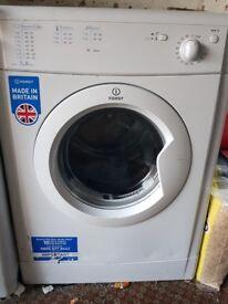 Indesit EcoTime IDV 75 7Kg Tumble Dryer