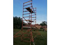 TOWER SCAFFOLD - GENIE - BOSS YOUNGMANS ZONE 1