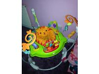 Jumperoo OPEN TO OFFERS FOR A QUICK SALE