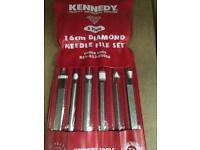 Diamond Needle File Set
