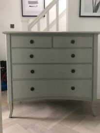 Chest of Drawers - french Grey