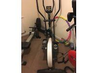 Domyos fly wheel cross trainer