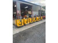 Jungheinrich EJE power pallet trucks (ppt forklift)