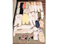 40 BOYS CLOTHES 6-9-12M. Good Used Condition