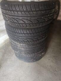 195/45R15 82V wheel set for sale