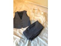 Boys Three Piece Smart Suit age 3-4 years old from M& S. Original Price £48