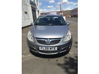 VAUXHALL CORSA MANUAL DIESEL 1248CC IN VERY GOOD CONDITION WITH LONG MOT AND FULL SERVICE HISTORY