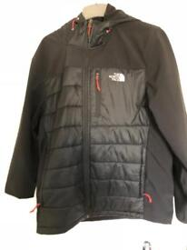 MENS NORTH FACE COAT LARGE MUST SELL NOW