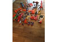 Collection of Nerf rifles and guns. Includes all the Rifles and guns that you see in the picture.