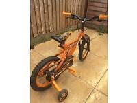 Huffy 12 inch child bike